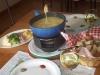 La fondue  Suisse maison